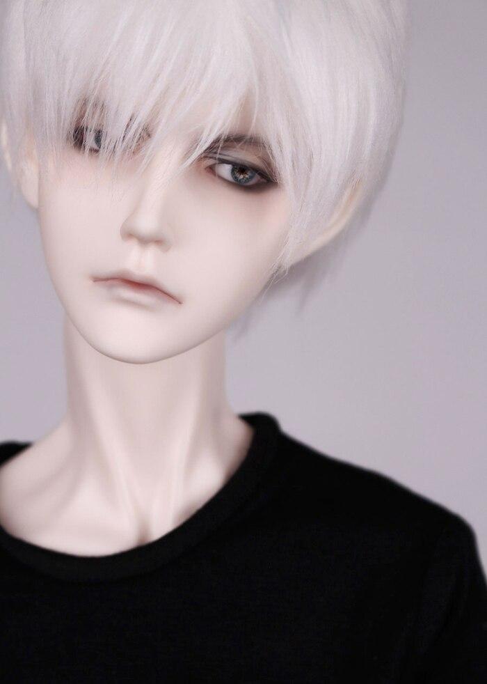 HeHeBJD 1/3 bjd muñeca Nova ojos libres figuras de resina con espíritu 70 cm cuerpo caliente bjd juguete regalos