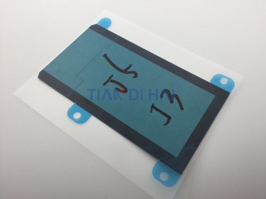 10 unids/lote de cinta adhesiva de reparación LCD para Samsung Galaxy J3 J300 J300F J320 J5 J500 J500F (2015)