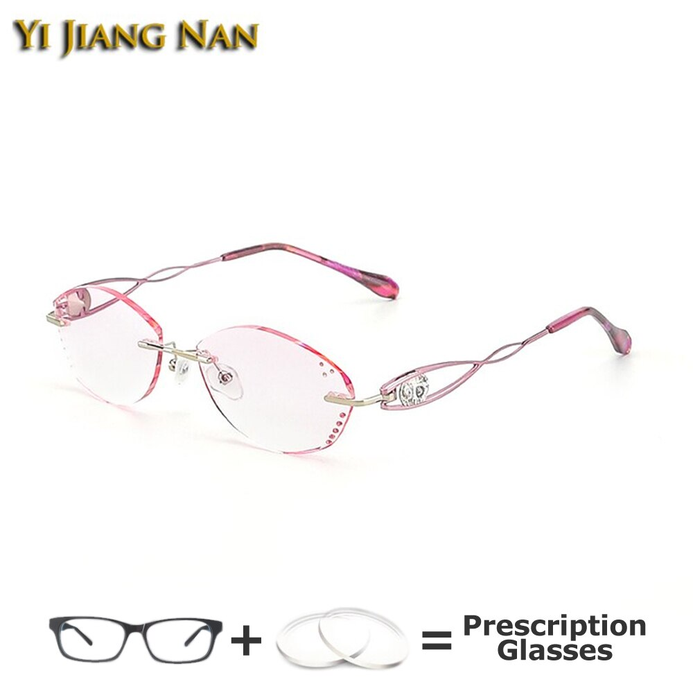 Las monturas De gafas De moda Lentes Mujer Okulary Korekcyjne gafas Lunette De Vue Femme gafas