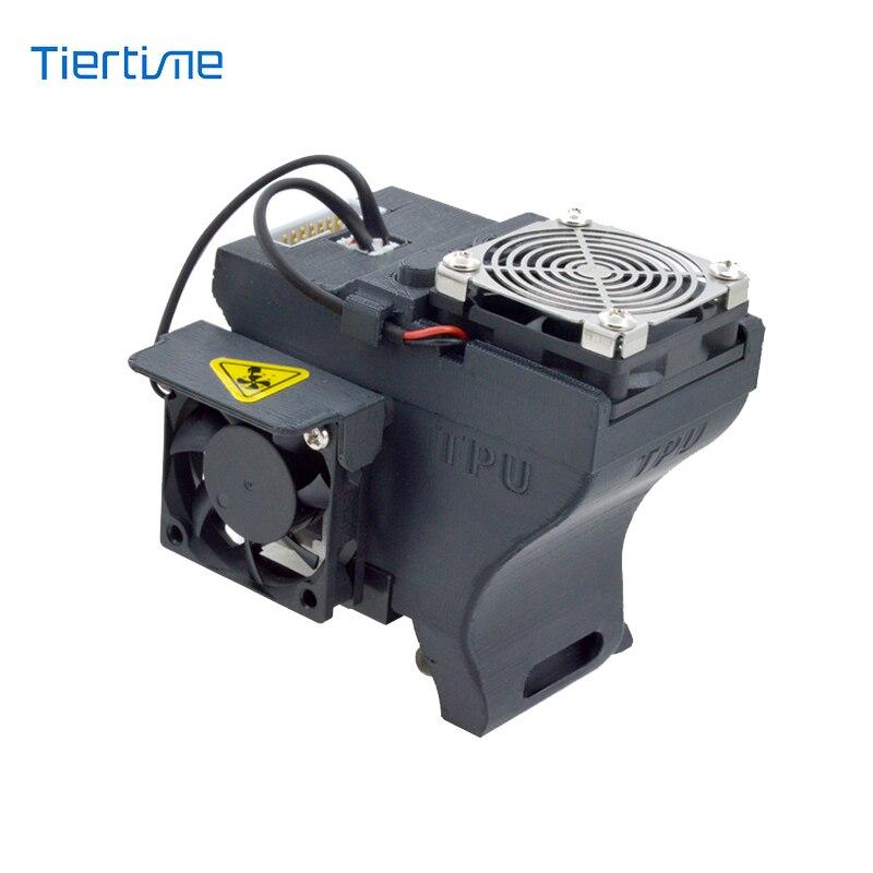 Tiertime PLA/TPU extrusora de medida para PLA/de TPU estampado para caja +/UP300