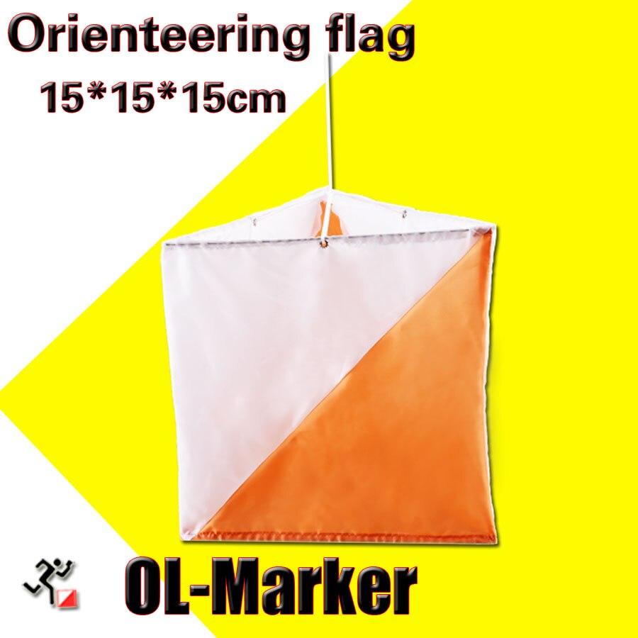 Флаги/флаги для контроля, для использования вне помещения, 15x15 см