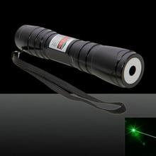 Green Laser Pointer Pen Powerful Flashlight Style 532NM Bright Single Point Green Lazer Architecture Pen
