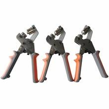 Mini manuel Dotter oeillet-perforateur main presse oeillet perforateur pince poinçonneuse outil pour oeillet 6mm 10mm 10.5mm taille