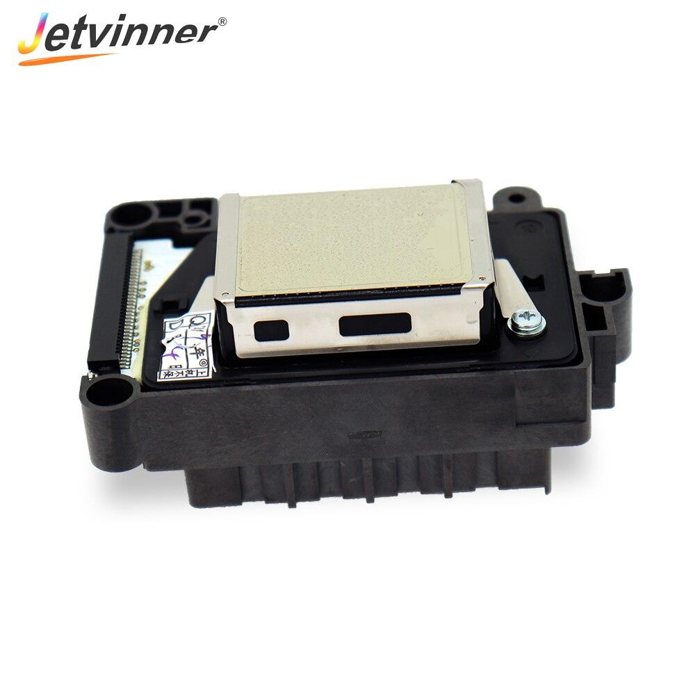 Jetvinner Origianl F189010 DX7 رأس الطباعة الثانوية التشفير طباعة رئيس لإبسون B300 310 B500 510 B308 508 B318 518 R3000