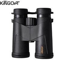 Kingopt 무료 배송 방수 10x42 와이드 앵글 쌍안경 망원경 사냥 여행 및 시계 조류에 대한 진정한 속도