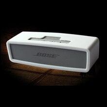 Coque en silicone pour haut-parleur Bluetooth sans fil pour Bose SoundLink Mini 1 2 lien sonore I II housse de protection