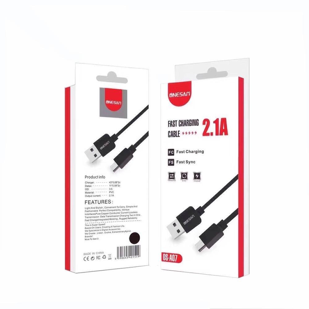 Tipo C USB de iluminación de los datos del teléfono cables sincronización...