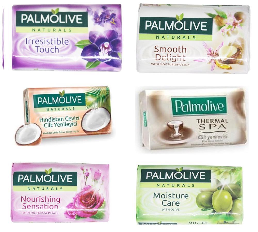 Jabón de barra natural Palmolive 90g-150gr-175gr