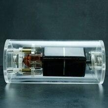 Moteur cylindrique type suspension magnétique   Moteur solaire, bricolage Mendocino moteur enseignement modèle
