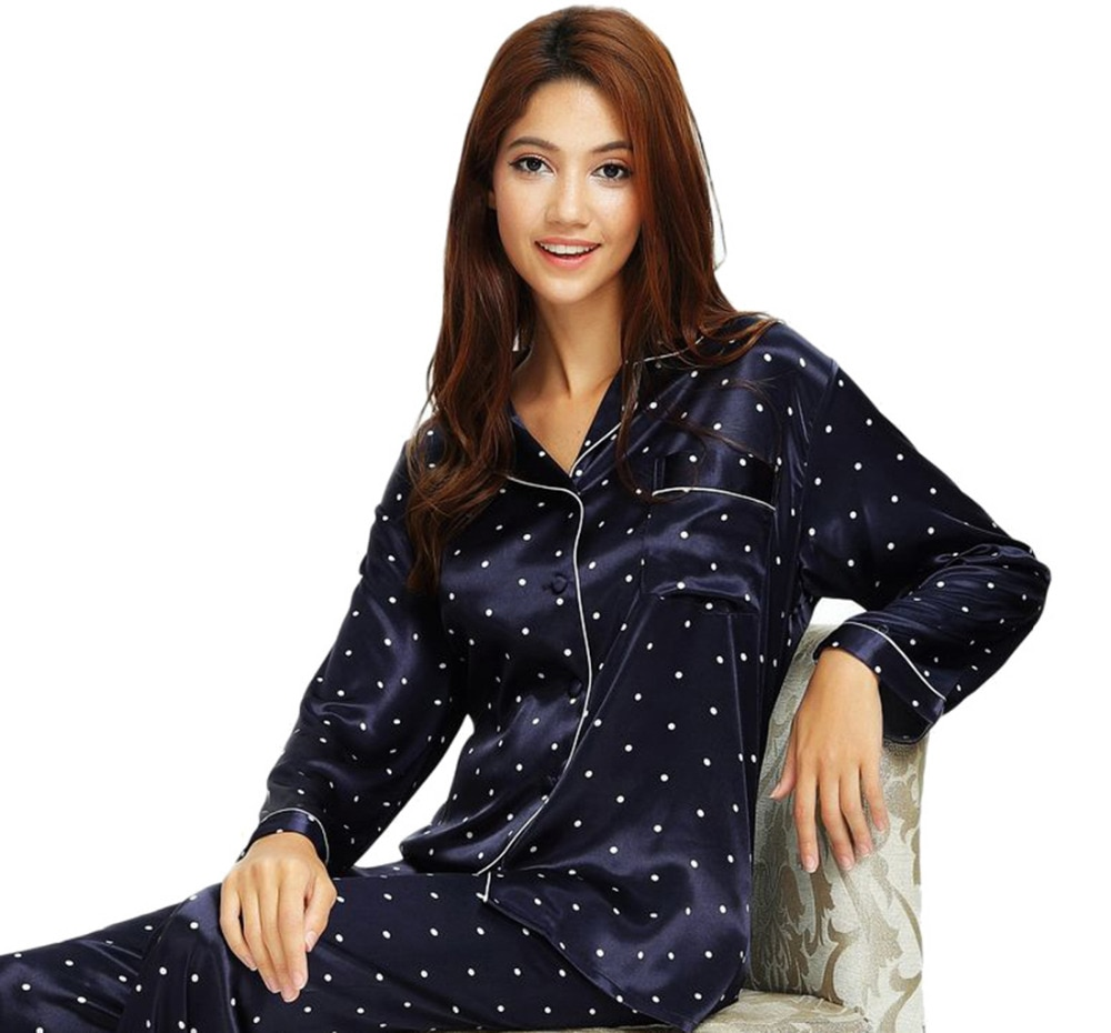 Womens Silk Satin Pajamas Set  Pajama Pyjamas  Set  Sleepwear  Loungewear  S,M, L, XL, 2XL, 3XL  Plus