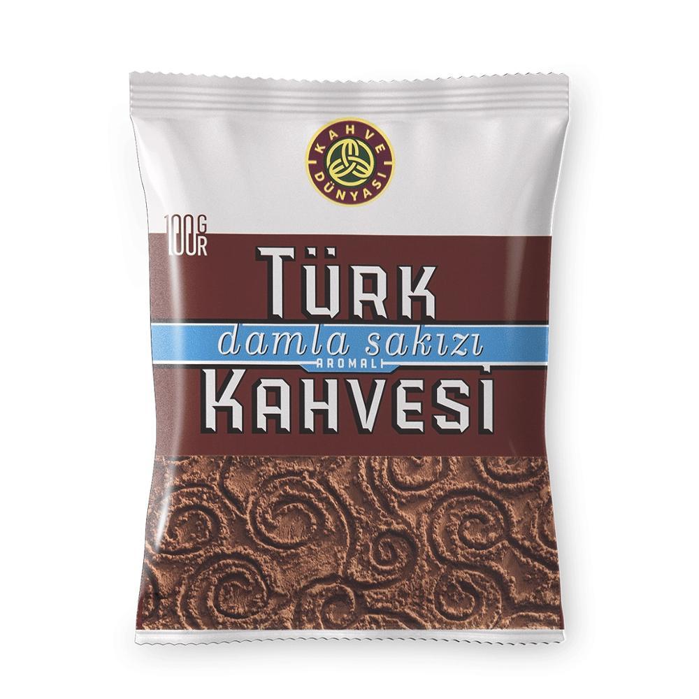 ¿Tierra tostada turca Arábica Coffee World Kahve dényas?