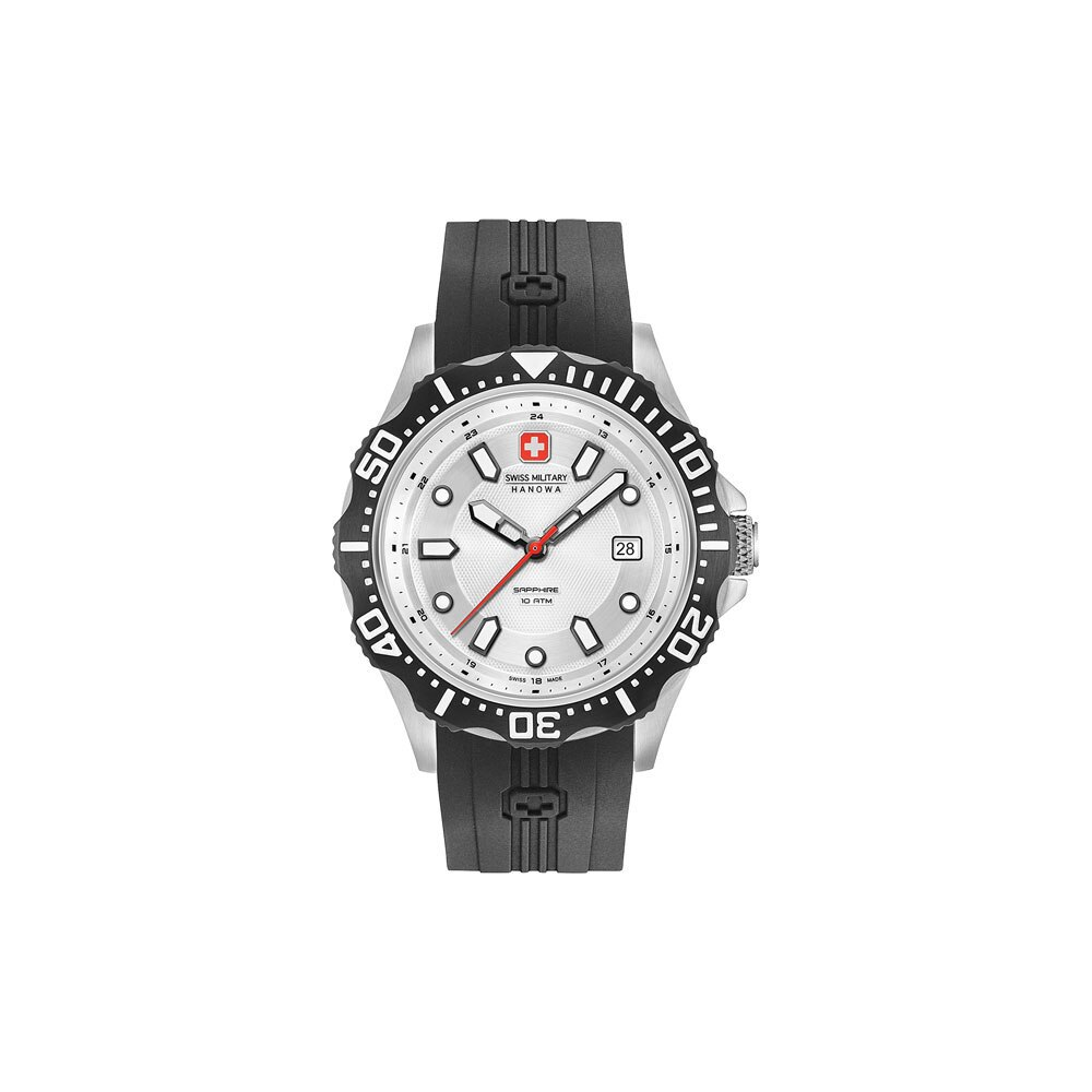 Relojes de pulsera de cuarzo Swiss Military Hanowa para hombre 06-4306-04-001 relojes hombre reloj de pulsera