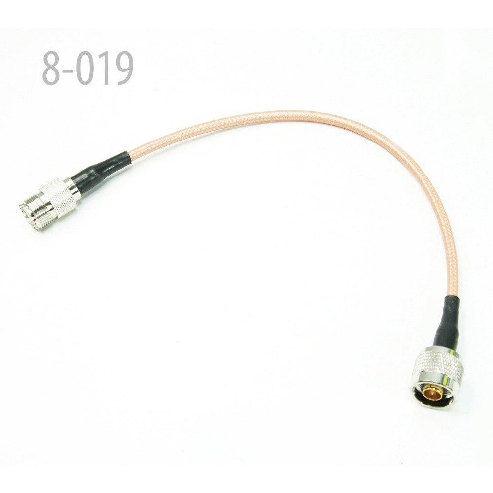 Cable adaptador 8-019 N a SO239 (tienda 409)
