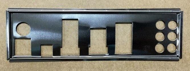 Nuevo Encargo de E/S Deflector para ASUS SaberTooth X58 Panel Posterior de la Carcasa (Sin Placa)