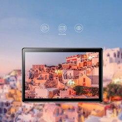 2019 novo 10 polegada tablet pc 3g android 9.0 octa núcleo 6 gb ram 64 gb rom wifi gps bluetooth 10.1 ips 1280 800 duplo sim cartão mtk6753