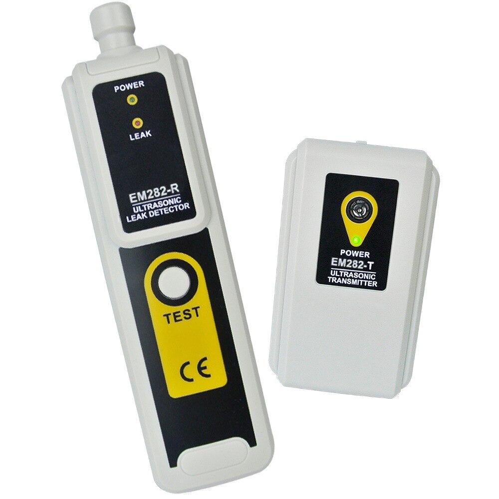 Ultradźwiękowy detektor wycieku i przetwornik ciśnienia niemowlaka System wykrywa lokalizator przecieków powietrza pył wodny
