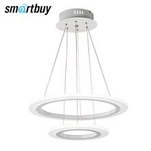 Avize SmartBuy 305, LED ışık, LED tavan, 65 W, 4000 K/6000 K, SBL-СL-65W-305
