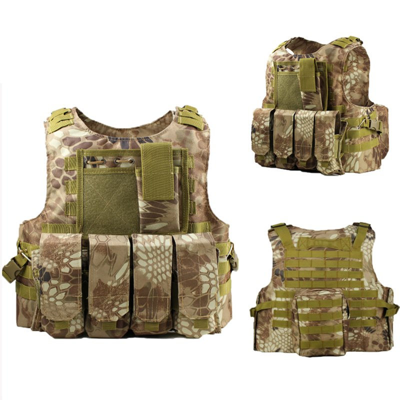 Chaleco táctico de camuflaje para caza, ropa militar para hombre, chalecos de combate, ropa Multicam CS, Colete Tatico Gilet Militaire Tactique