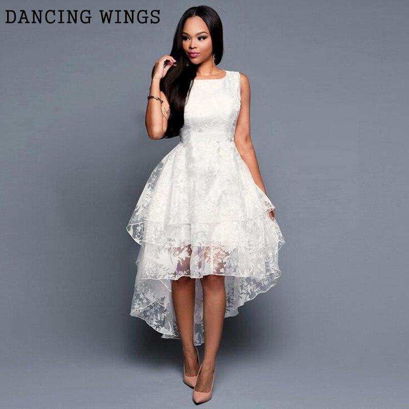 فستان صيفي 2021 مزاجه شبكة حفلة خمر توتو فستان نسائي بلا أكمام سوينغ كبير غير النظامية فستان طويل أبيض