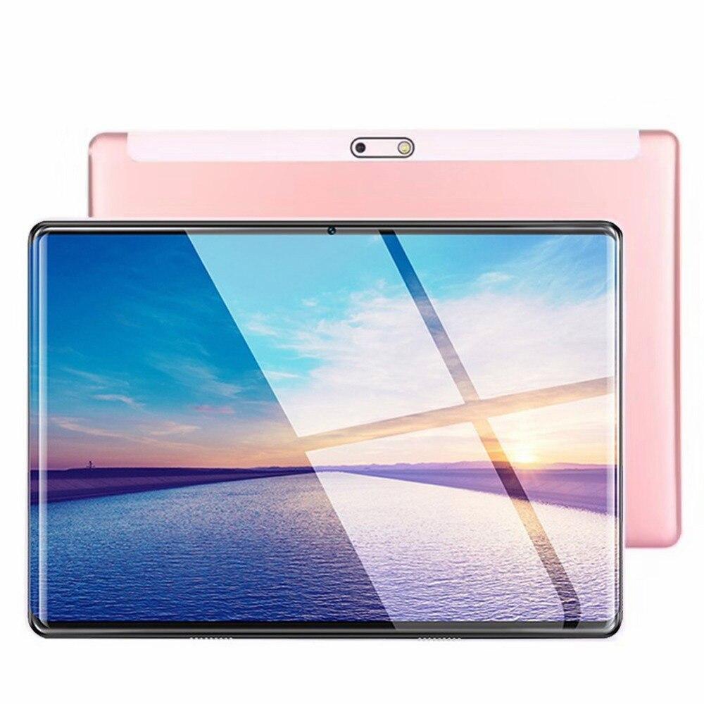 2019 CP7 2.5D IPS tablet PC 3G Android 9,0 Octa Core Google Play los comprimidos 6GB RAM 64GB ROM WiFi GPS 10 tablet pantalla de acero
