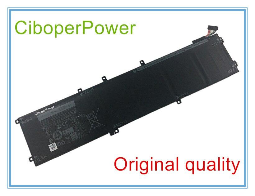 Calidad Original de la batería para la batería del ordenador portátil para 5520 M5510 M5520 05041C 5D91C 5XJ28 6GTPY H5H20