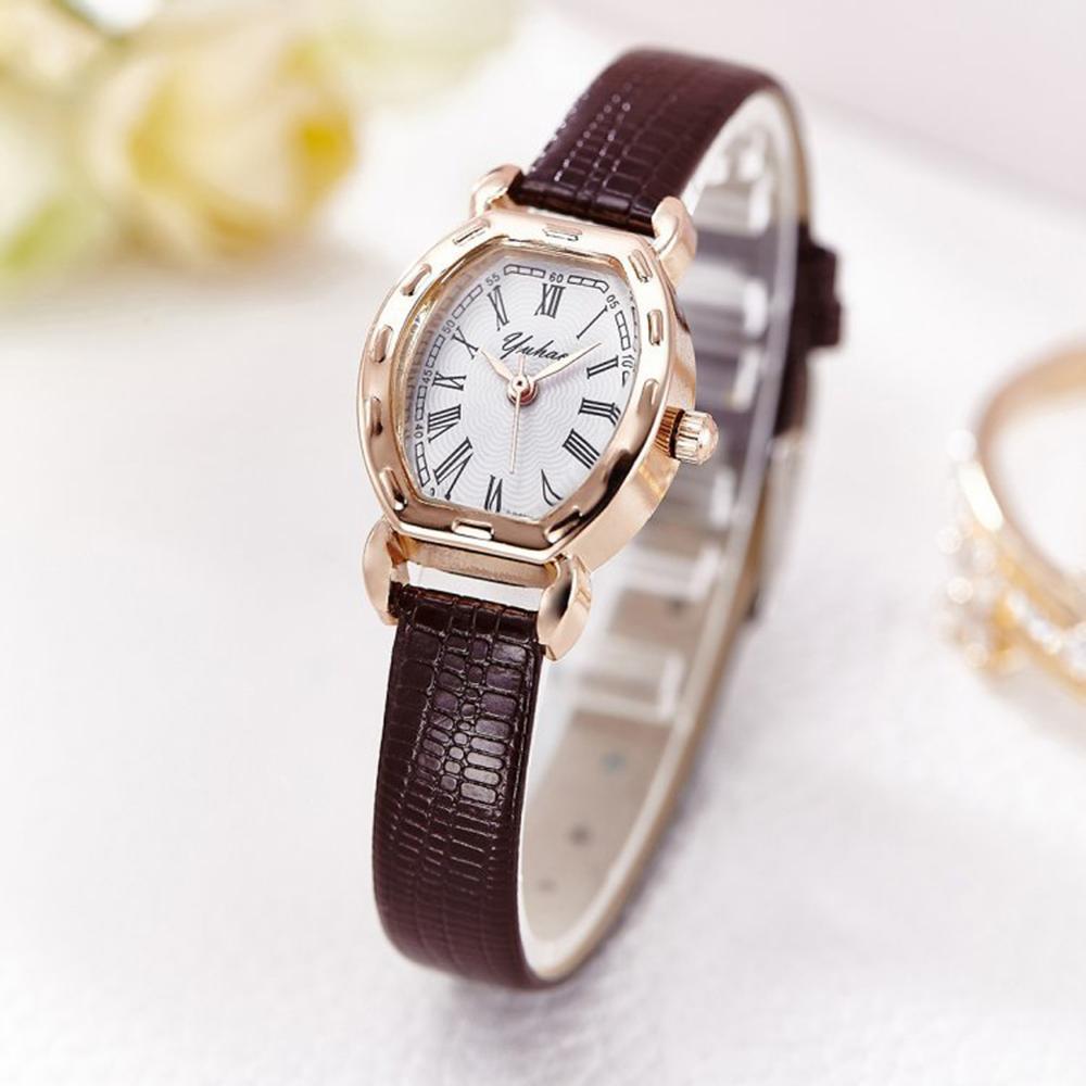 Relojes de pulsera informales para mujer, reloj de cuarzo para mujer, reloj de pulsera para mujer, reloj femenino bayan kol saati, regalo de Navidad