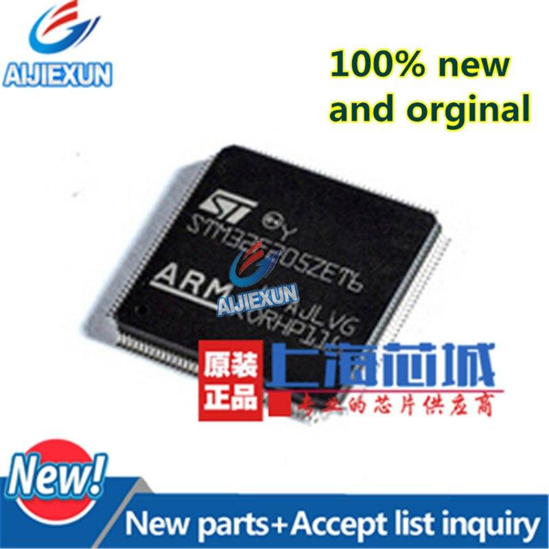 1 Pcs 100% Novo e original LQFP144 STM32F215ZGT6 ARM-based 32-bit MCU, 150 DMIPs, até 1 MB Flash/128 + 4KB RAM em estoque