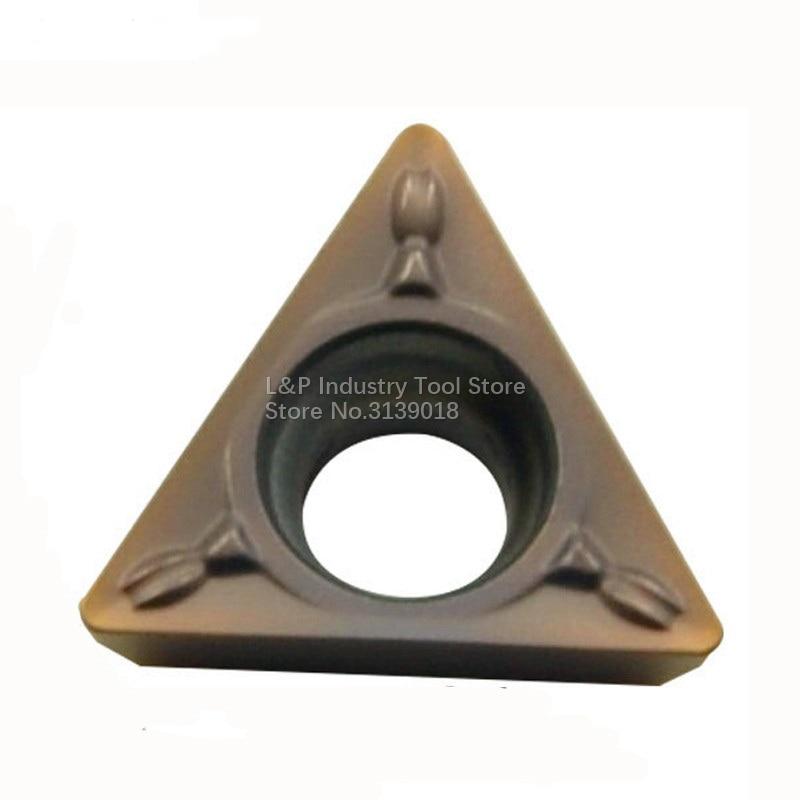 Nuevo Original Sumitomo TPMT110304N-SU AC530U insertos de carburo TPMT 110304 N-SU AC530U cuchilla de corte de herramienta de acero inoxidable