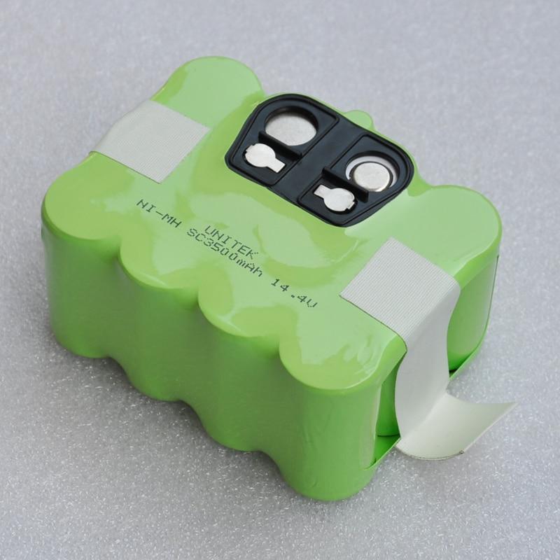 US 14,4 V SC Ni-MH аккумуляторная батарея 3500mAh пылесос робот для KV8 XR210 XR510 Fmart R770 Seebest C565 C561 Zebot Z320