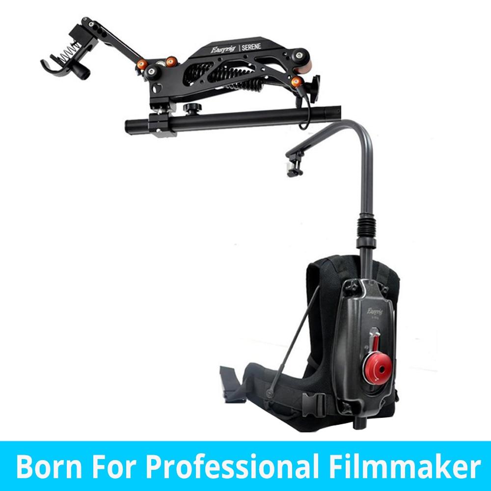 Vídeo sereno como easyrig câmera cardan rig suporte mochila colete para dji ronin m zhiyun guindaste 3s weebill laboratório moza ar x cardan