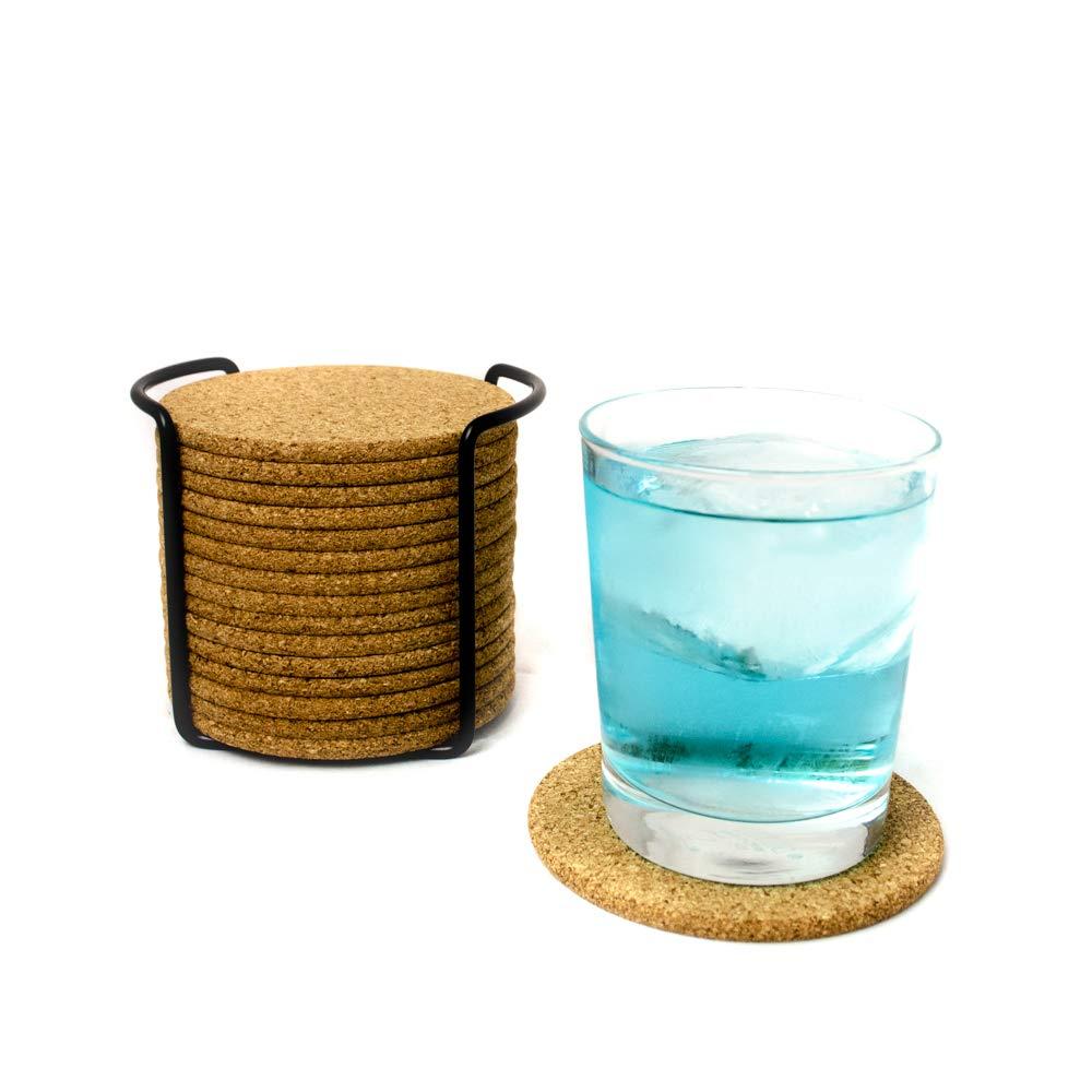 6/10/20PC Natürliche Runde Holz Slip Scheibe Cup Mat Coaster Tee Kaffee Becher Getränke Halter für DIY Geschirr Decor Durable Pad