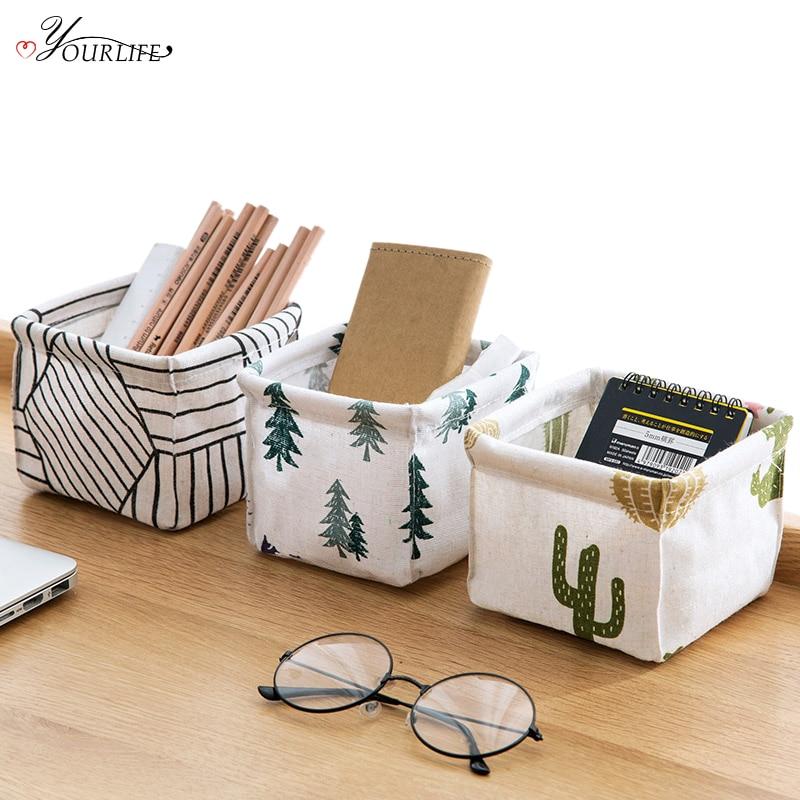 1 cesta de almacenamiento para escritorio de OYOURLIFE, artículos de papelería, artículos de papelería, artículos de joyería y artículos variados, cesta para almacenar ropa interior, calcetín, Organizador