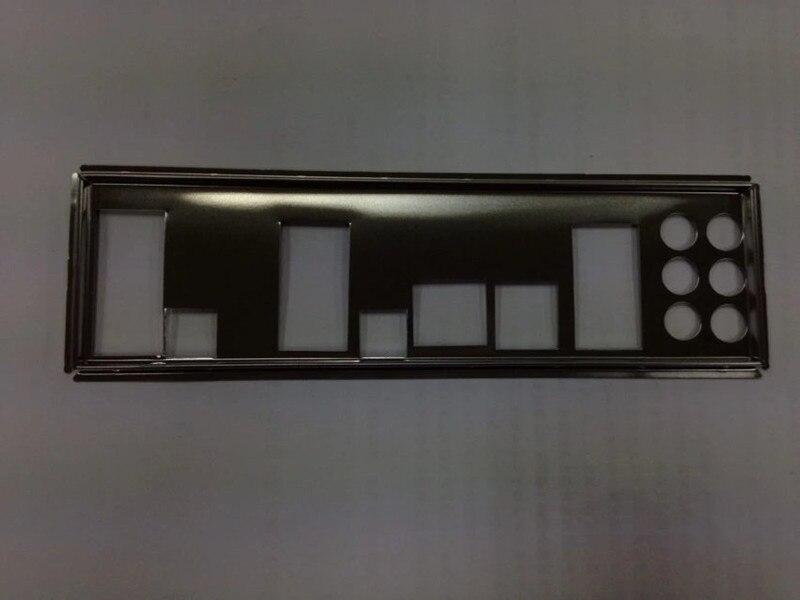 Adecuado para ASUS P9X79 DELUXE placa base I/O deflector panel trasero deflector personalizado