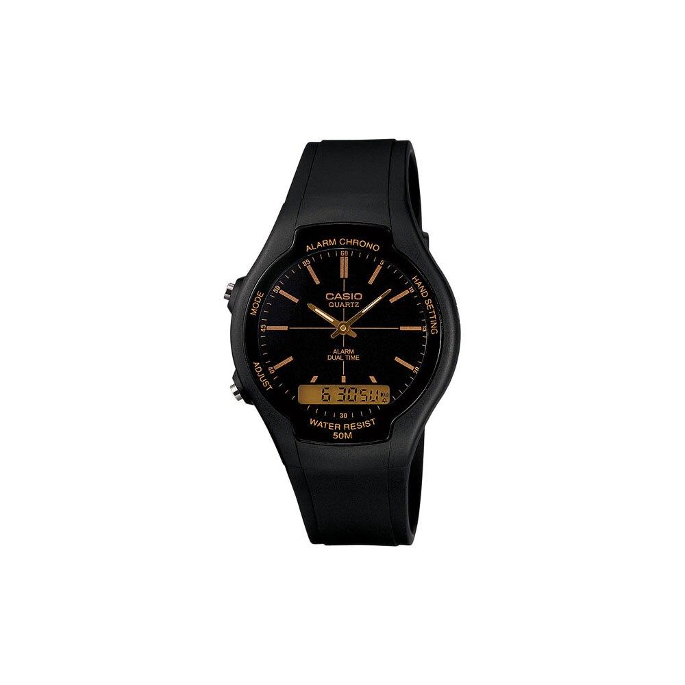 Relojes de pulsera de cuarzo Casio para hombre, relojes de AW-90H-9E para hombre, reloj de pulsera para hombre