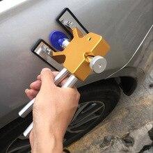 Kit de herramientas para coche, removedor de abolladuras, extractor de abolladuras sin pintura, reparación de daños por granizo, herramientas de garaje para abolladura de carrocería de coche, herramientas de reparación