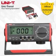 UNI-T UT801/UT802 Manual Range Benchtop Digital Multimeter; Resistance/Capacitance/Frequency/Temperature Test, LCD Backlight
