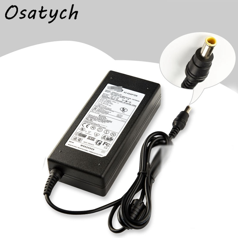 AC100V-240V For Samsung 19 21.5 22 24 27 LED Display Power Adapter 14V 3A Not Contain Connectors