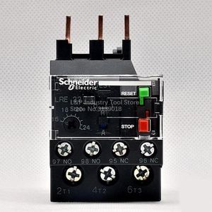 New Original Schneider Electric China LRE22N Stopped Production LRE22N 16-24A Thermal Overload Relay Updated to LRN22N