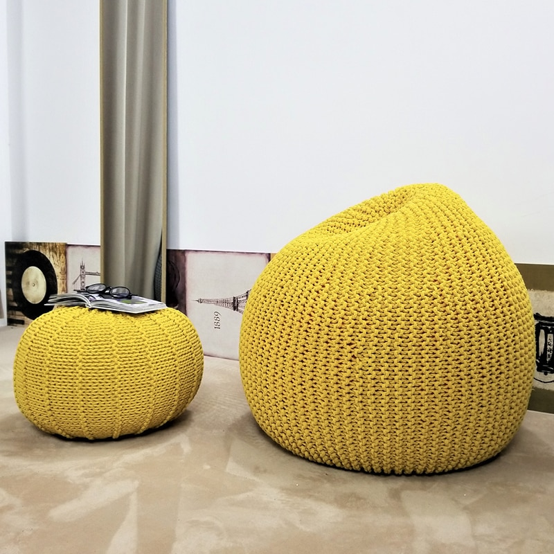 Sofá moderno hecho a mano de estilo europeo, sofá para niños, sala de estar silla para, sofá individual, Tatami, decoración del hogar 3