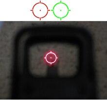Taktische 551 552 553 Kollimator Holographische Scope Red Dot Optic Sight Reflex Sight Scopes mit 20mm Schiene Halterungen