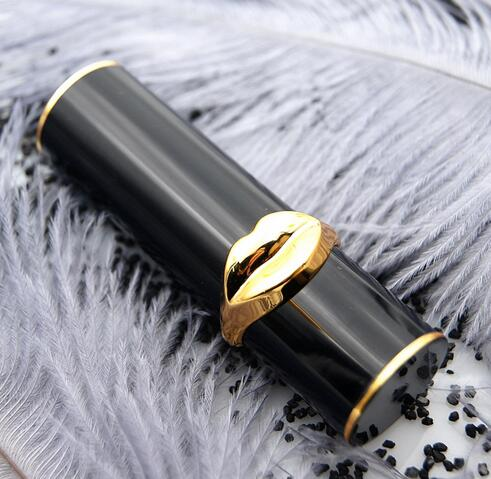 DIY mouth Lipstick tube empty tube high-grade 12.1 self-made lipstick tube lipstick tube shell increase#6667