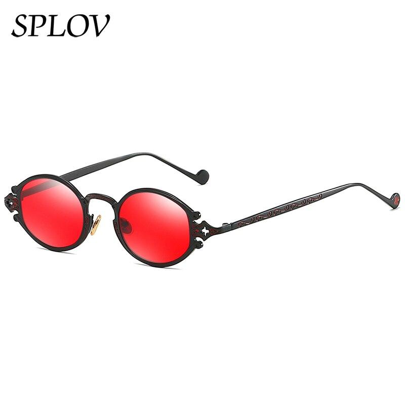 Солнечные очки в стиле стимпанк для мужчин и женщин аксессуар от солнца круглой