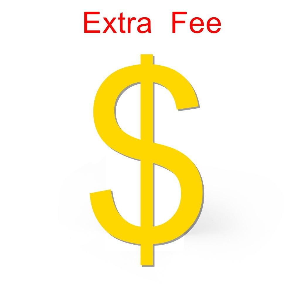 Dodatkowe opłaty, dodatkowy koszt wysyłki, dodatkowe opłaty za produkt.