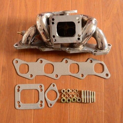 S15 S14 Header colector de escape Turbo para nissan 240SX KA24DE KA24DET