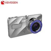new dual lens dvr reversing camera image ips screen hd 1080p 4 inch driving recorder