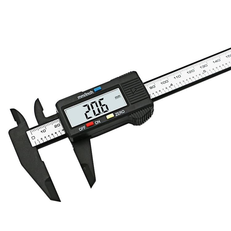 Tongfenglh 150mm 6inch Lcd Digital Electronic Carbon Fiber Vernier Caliper Gauge Micrometer Vernier Caliper Gauge Micrometer Caliper Gauge Micrometergauge Micrometer Aliexpress