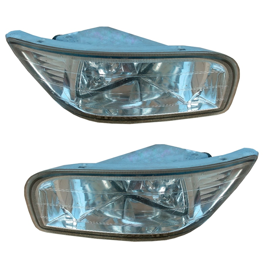 Fog Lights PAIR fits TOYOTA MARK II QUALIS 5 Doors 1999 2000 2001 Driving Lamps Left & Right Set