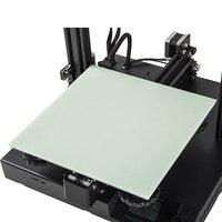 Newest Creality 3D Printer Hotbed Build Plate Mamorubot 3D Printer Polypropylene Build Plate For Ender-3/CR-10/CR-10S Printer
