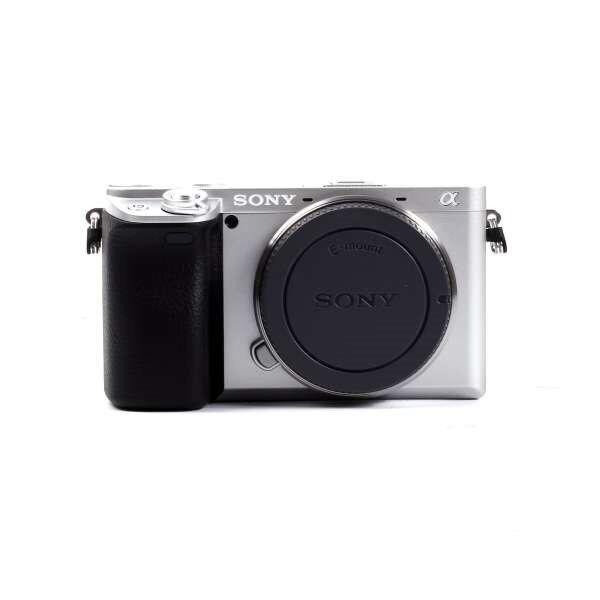 Cuerpo de Cámara Digital sin espejo Sony Alpha a6400, solo 4K, Wi-Fi,...