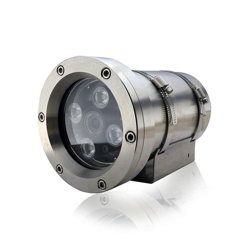 IP67 a prueba de explosión 3MP Onvif WDR cámara IP Sony Starvis IMX123 CCTV red inteligente cámara de seguridad POE de Audio de SIP-EX02-123D